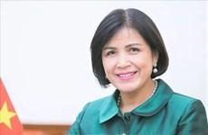 越南同WTO成员国加强合作 提高妇女在国际贸易中的参与度