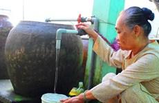 隆安省力争2025年65%家庭能够使用清洁用水