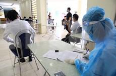 越南新增5例新冠肺炎确诊病例