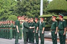 加强领导指导力度 建设强大军队 胜利完成新形势下军事国防任务