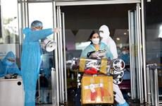 越南新增境外输入性新冠肺炎确诊病例3例
