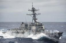 欧洲推动按照1982年《联合国海洋法公约》和平解决东海问题