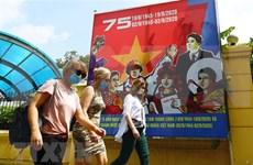9月份越南接待国际游客量主要是外国专家和技术人员