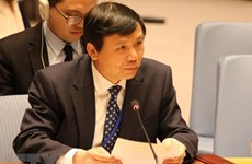越南与联合国安理会:越南高度评价联合国与非盟之间的合作