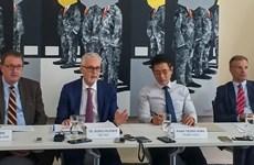 推动越南与德国战略伙伴关系