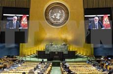 第75届联合国大会:世界各国领导人承诺支持多边主义