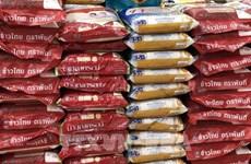 泰国大力推进对欧盟的大米出口