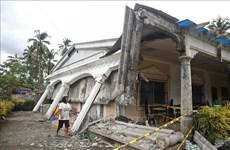 菲律宾南部发生5.2级地震