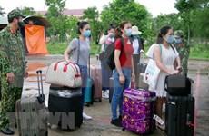 越南无新增新冠肺炎确诊病例 新增康复病例8例