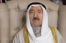 越南领导人就科威特埃米尔萨巴赫逝世致唁电