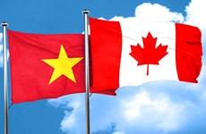 加拿大强调与越南建立的牢固商业关系