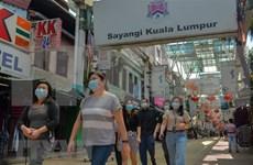 马来西亚新增确诊病例创近四月以来新高