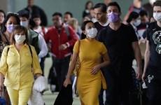 新冠肺炎疫情:东南亚部分国家都报告新增病例