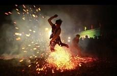 河江省红瑶族的跳火仪式被列入国家级非物质文化遗产名录