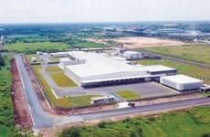 Masan集团在隆安省冷鲜肉加工厂即将投入运行