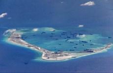 欧盟促进在东海的法律至上原则
