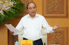 政府党组和国会党团召开会议 为国会第十次会议做准备