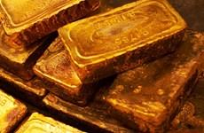 上周越南国内黄金价格上涨100万越盾/两