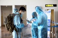 新冠肺炎疫情:新增一例境外输入性病例