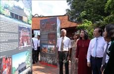 """升龙—河内建都1010周年:""""河内—顺化—西贡:传统与发展""""展览会开展"""