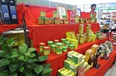 金花茶种植给广宁省巴节县同胞带来利益