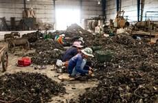 泰国禁止进口超过400种电子废物