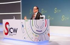 新加坡国际网络周:进一步加强合作 最大化高新技术带来的利益