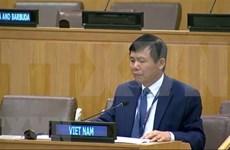 越南代表东盟呼吁加强国际合作  促进新冠疫苗普及