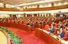迎接党的十三大:越共第十二届中央委员会第十三次全体会议第二天新闻公报