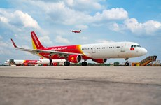 越捷航空推出订票和预定5星级酒店的50%优惠活动