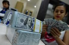 10月7日越盾对美元汇率中间价上调3越盾