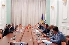 越南与乌克兰促进军事技术合作