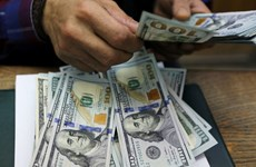 10月8日越盾对美元汇率中间价上调3越盾