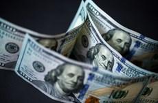 10月9日越盾对美元汇率中间价上调5越盾