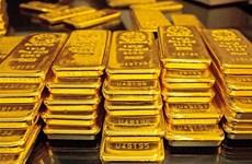 10月9日上午越南国内黄金价格上涨10万越盾