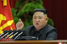 越南领导人就朝鲜劳动党建党75周年致贺电