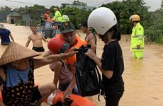 政府总理发布通知要求全力应对中部地区暴雨洪涝灾害
