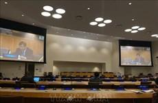 联合国安理会讨论利用调解预防和解决冲突的问题