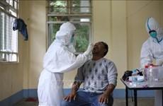越南领导人就缅甸新冠肺炎疫情致慰问电