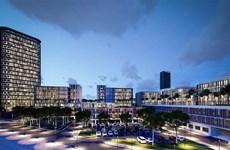 岘港第二号软件园项目动工兴建