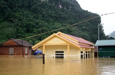 越南中部暴雨致多地受灾严重 已致5人死亡8人失联
