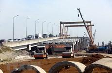 9月份越南交通运输部公共投资资金到位率达66%