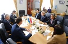 越南在乌克兰切尔卡瑟州了解经济合作潜力
