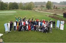 纪念越德建交45周年的友好高尔夫球比较