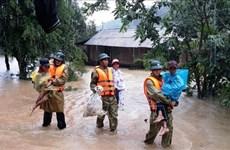 越南中部各省抓紧时间开展防灾救灾工作