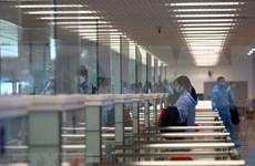 10月12日下午越南新增一例新冠肺炎确诊病例