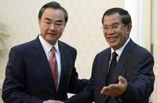 中国将向柬埔寨提供9.5亿人民币无偿援助