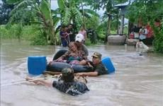 柬埔寨16个省市遭遇洪涝灾害 16人死亡 疏散转移超过10万人