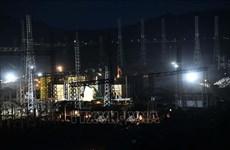 宁顺省:中南顺南光伏电站及配套项目落成