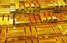 10月14日上午越南国内黄金价格略减